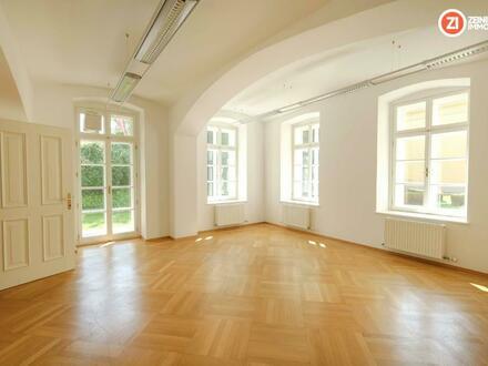 Exquisite Büro-/Ordinationsfläche mit Terrassen im Süden von Linz