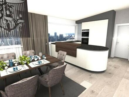 Elegantes Penthouse im Herzen von Urfahr