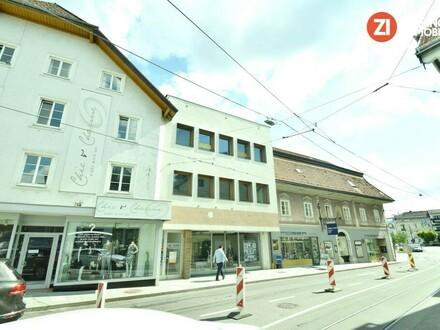 Stadthaus(PERLE) mit Baubewilligung zum DG-Ausbau und fixem Großmieter in Prominenter Lage