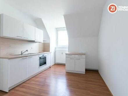 1- Zimmer Wohnung inkl. möblierter Küche - Darrgutstraße