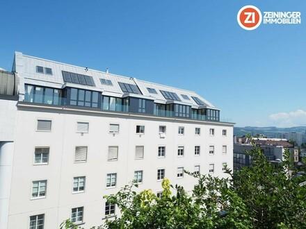 Wunderschöne Penthouse DG-Wohnung in Linz Urfahr - Erstbezug