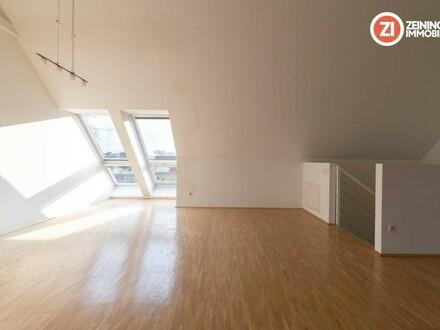 *Provisionsfrei* TOP Maisonetten Wohnung mit 3- Zimmern und Küche