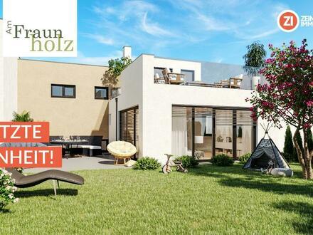 Grieskirchner TOPLAGE- Moderne, vollunterkellerte Doppelhaushälfte - PROVISIONSFREI