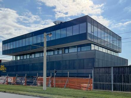 Neubau Geschäftsfläche nahe Plus City - 609,1m² - Flächen flexibel gestaltbar