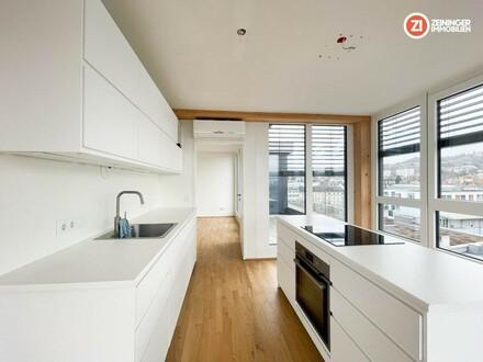 Exclusive Penthouse DG-Wohnung in Linz Urfahr - unbefristetes Mietverhältnis