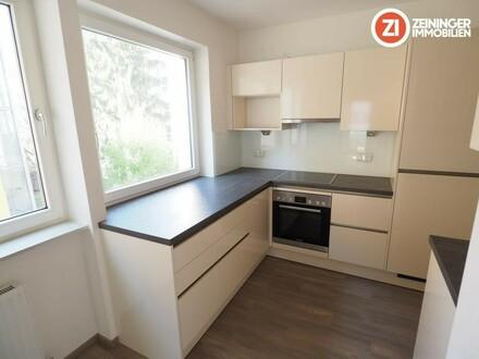 Top 4 ZI-Wohnung mit 2 Loggien - beste Urfahraner Lage - Erstbezug nach Sanierung