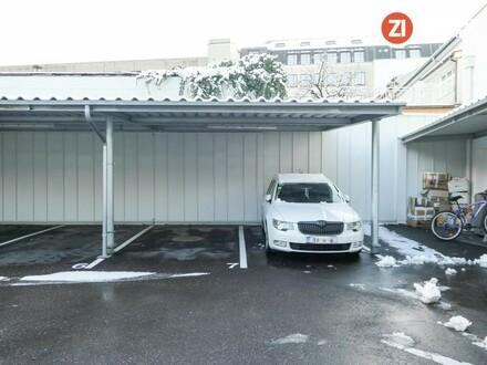 günstiger Pkw-Carport-Abstellplatz in der Wienerstraße