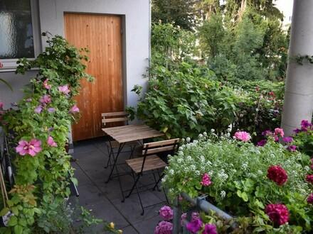 Terrasse (Türe Abstellraum)