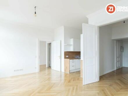 Exquisite 64 m² Altbauwohnung mit Charme