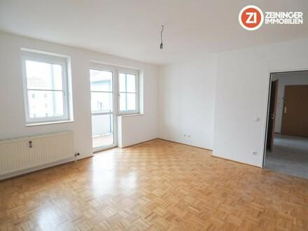 Provisionsfreie 3 ZI - Wohnung inkl. Loggia und Garage