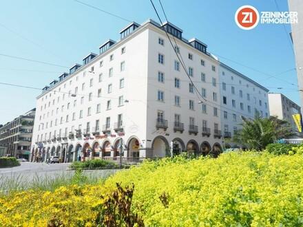 Geräumige 4 ZI-Wohnung in Urfahr - wird neu saniert - unbefristetes Mietverhältnis