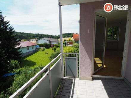 Provisionsfrei 3 ZI - Wohnung inkl. Loggia und TG-Parkplatz!