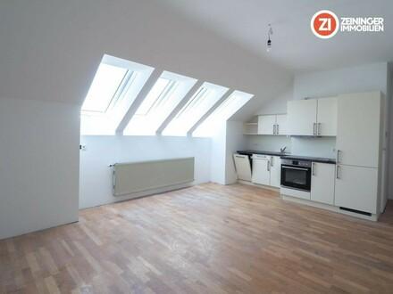 Helle 2 ZI-Wohnung mit Küche und Klimaanlage in Perg - Zentrum