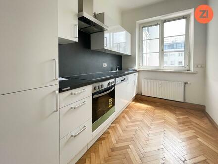 NEU SANIERTE 3 ZI-Wohnung in Urfahr - unbefristetes Mietverhältnis