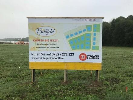 "Baugrundstücke ""Im Birnfeld"" Enns-Hiesendorf"