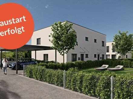 Baulos 3 - Geförderte Doppelhaushälfte in Strassham