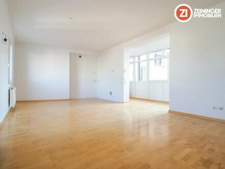 Helle, freundliche Wohnung in der Linzer Innenstadt
