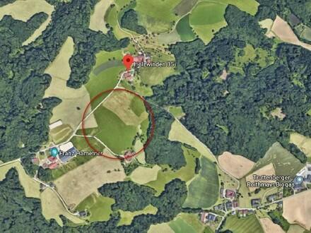 Neuer PREIS: Landwirtschaftliches Grundstück in Steyregg, Lachstatt zu verkaufen - 36 139 m²