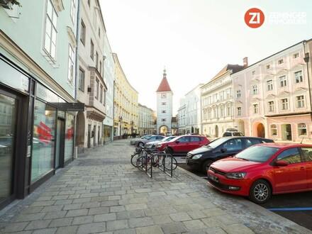 Gemütliche Wohnung direkt am Welser Stadtplatz inkl. Küche