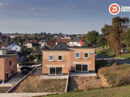 Traum-Doppelhaushälfte mit Blick ins Grüne - im Städtedreieck Linz-Wels-Steyr
