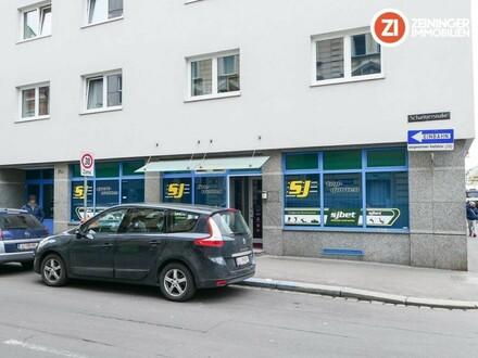 Top Geschäftslokal Ecke Scharitzer-/Humboldstraße (ehem. CashPoint)