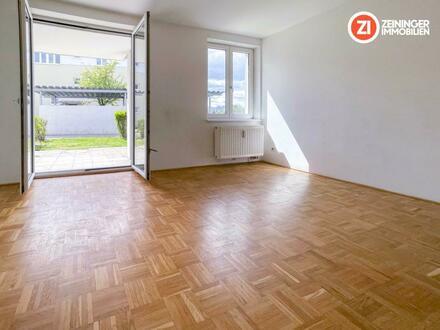 PROVISIONSFREIE geförderte 3- Zimmer Wohnung mit Terrasse und Parkplatz / LAAKIRCHEN