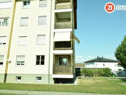 Sonnige 2 Zi-Wohnung in Eferding - gefördert