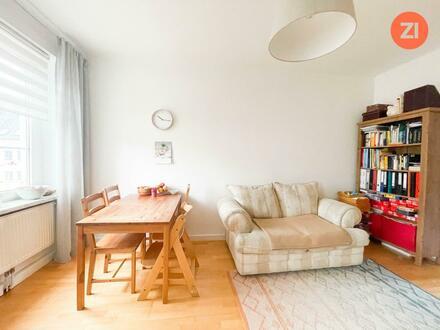 Schöne 2 ZI-Wohnung - unbefristetes Mietverhältnis - Im Herzen von Urfahr
