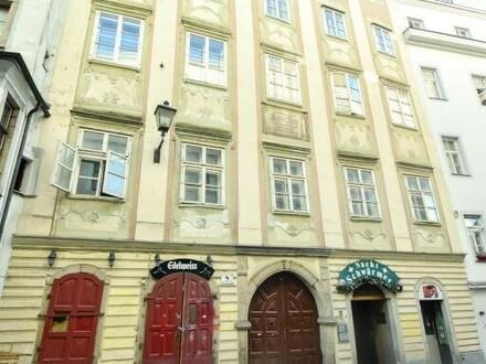 Wohn-Geschäftshaus in der Linzer Altstadt - grosser Gestaltungsspielraum !