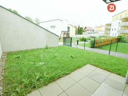 Senioren-Wohnung mit Garten gefördert und provisionsfrei