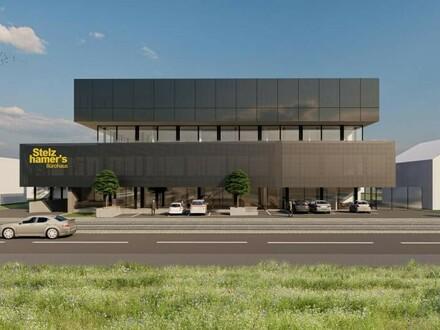 Ihre neue Bürofläche, flexibel gestaltbar - nahe Plus City!