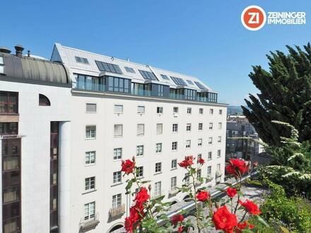 Ideale Penthouse DG-Wohnung in Linz Urfahr - Erstbezug