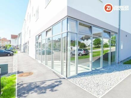 Geschäftsfläche - 98m² in Krenglbach - ERSTBEZUG - inkl. AUSBAUBUDGET
