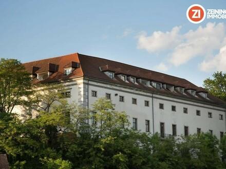 Perfektes Einzelbüro im Schloss Puchenau - Einzigartiges Ambiente