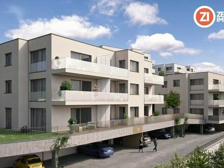 Frischluft - 2-Zimmer-Traumwohnung über den Dächern von Linz