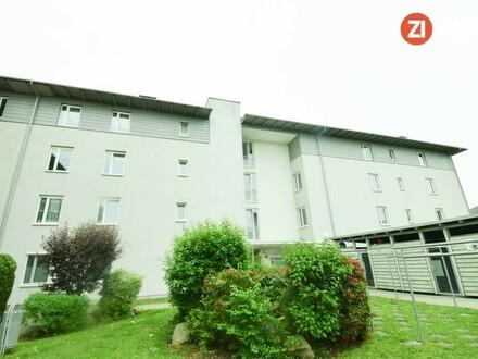 !Provisionsfrei! Geförderte Single-Wohnung mit Loggia und TG-Platz