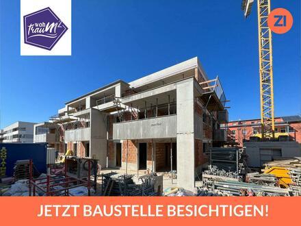 BAUSTART BEREITS ERFOLGT - Wohntraun(m) 2.0 - Neubau 3-Zimmer Gartenwohnung