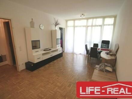 vermietete Gartenwohnung und Garage in der Nähe des Donaustrandes