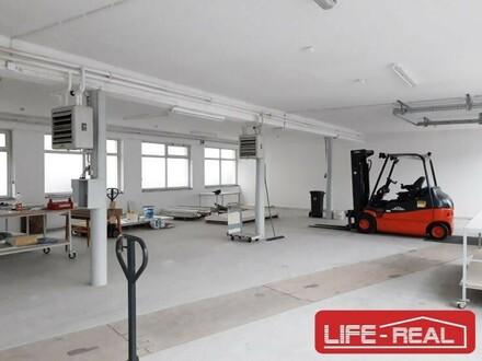 Werkstätte/Lager mit Bürofläche