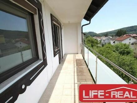 sehr ruhig gelegene 4-Zimmerwohnung in Puchenau
