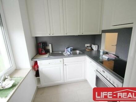 Terrassenwohnung im Zentrum von Leonding mit Küche