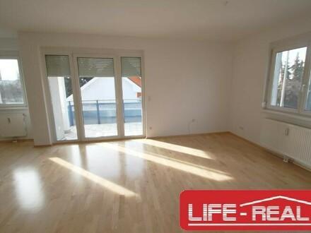 tolle, moderne Mietwohnung mit südseitigem Balkon und neuer Küche, Jetzt mit VIDEOBESICHTIGUNG auf LIFE - REAL .at