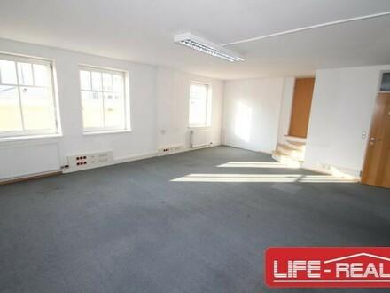 helles Büro im Zentrum von Wels, Jetzt mit VIDEOBESICHTIGUNG auf www. LIFE - REAL.at