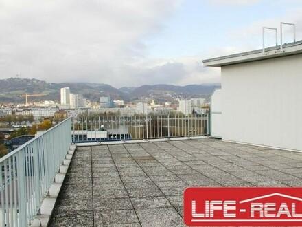 schöne und helle Mietwohnung im Zentrum von Linz mit Balkon