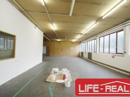große, gepflegte Lagerhalle mit Büro, mit optimaler Verkehrsanbindung