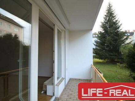 zentral gelegene Zweizimmerwohnung mit Loggia in Traun