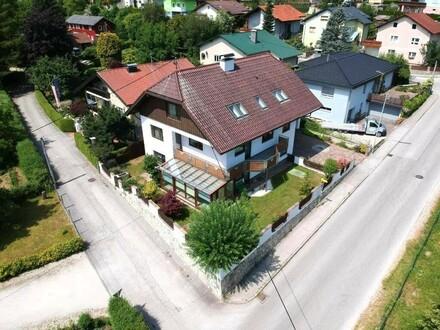 Top gepflegtes 2-Familienhaus in Stadtnähe