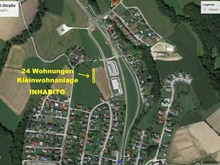 Verkaufstart - Kleinwohnanlage Hans-Wölfel-Straße