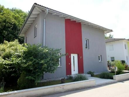 Nettes Einfamilienhaus in moderner Siedlungslage