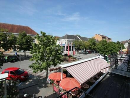 Renovierte Wohnung am Hauptplatz